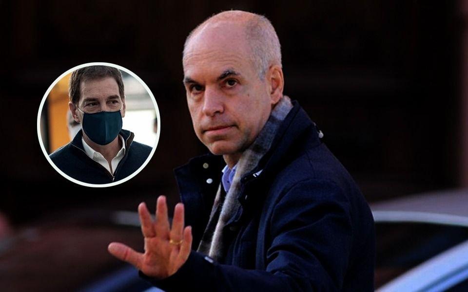 Juntos mete primera: qué hacían reunidos Larreta y Santilli mientras renunciaban varios funcionarios