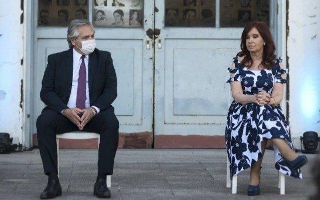 """Carta y advertencia de Cristina Kirchner a Alberto Fernández: """"Que honre la voluntad del pueblo argentino"""""""