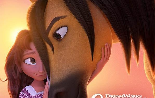 """""""Spirit: El Indomable"""": el regreso al cine del caballo salvaje, al galope de la fuerza femenina"""