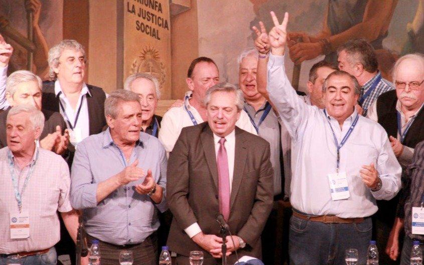 """Para la CGT,""""la integración del nuevo gabinete es una muestra de equilibrio y federalismo"""""""