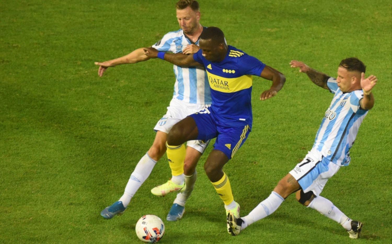 Boca terminó sufriendo y se trajo un triunfo ante Atlético en Tucumán