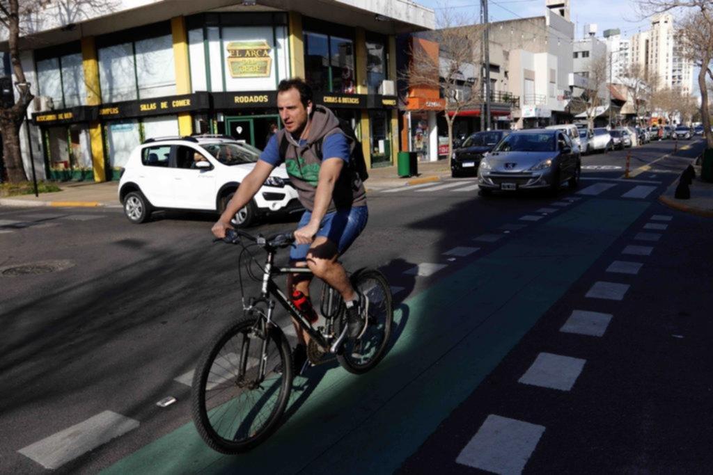 Días de bicicleta: tras el furor, sigue en alza el interés por pedalear