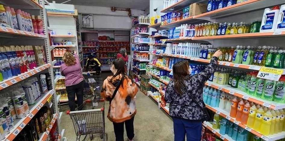 """Los lácteos, arriba en el ranking de los """"prohibitivos"""" en las góndolas de La Plata"""
