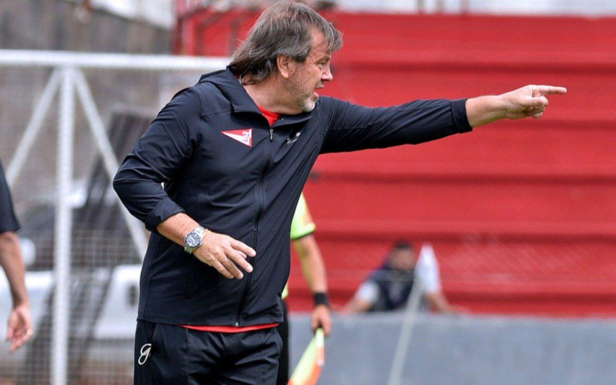 """Zielinski, tras el triunfo en Paraná:  """"Lo importante es que nos llevamos lo que vinimos a buscar"""""""
