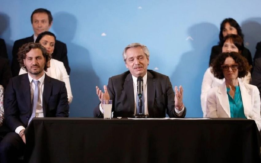 Alberto Fernández presenta al nuevo gabinete: cuándo y dónde será la jura
