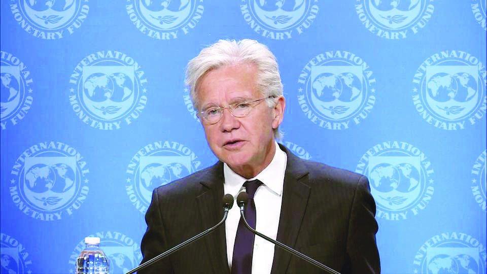 Vence cuota con el FMI: son unos U$S 1.900 millones