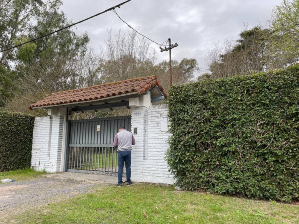 Golpe en manada: quince delincuentes coparon la casa de un jubilado en Gonnet