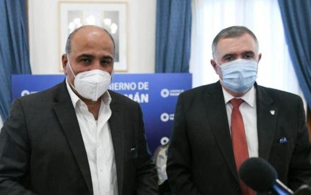 Jaldo se reunió con Manzur y acordaron que será el gobernador de Tucumán