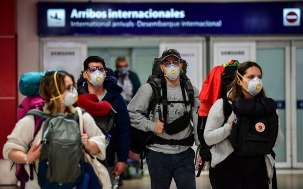 Argentina suspende el fin de la cuarentena para quienes viajen al exterior: nuevos requisitos