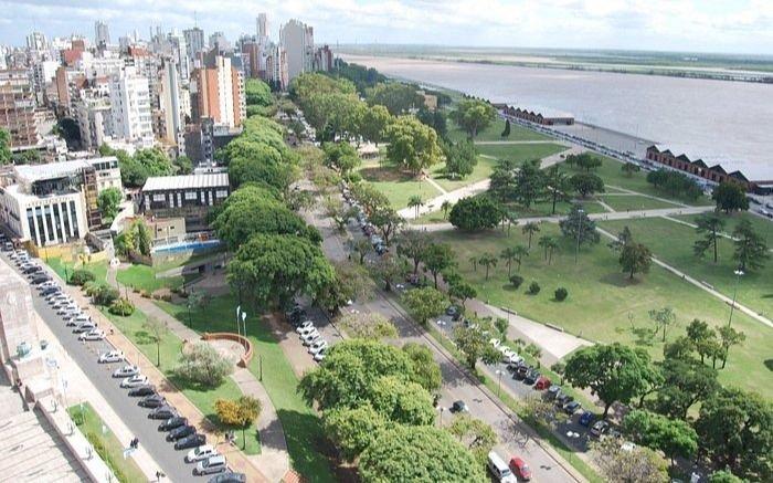 Violencia sin control en Rosario: ciclista mató a un hombre e hirió a otro