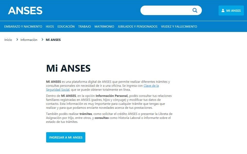 Nuevo IFE: que datos hay que tener actualizados en Mi Anses si se otorga