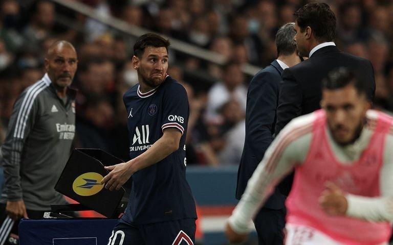 Al final Pochettino tenía razón: se confirmó la lesión de rodilla de Messi