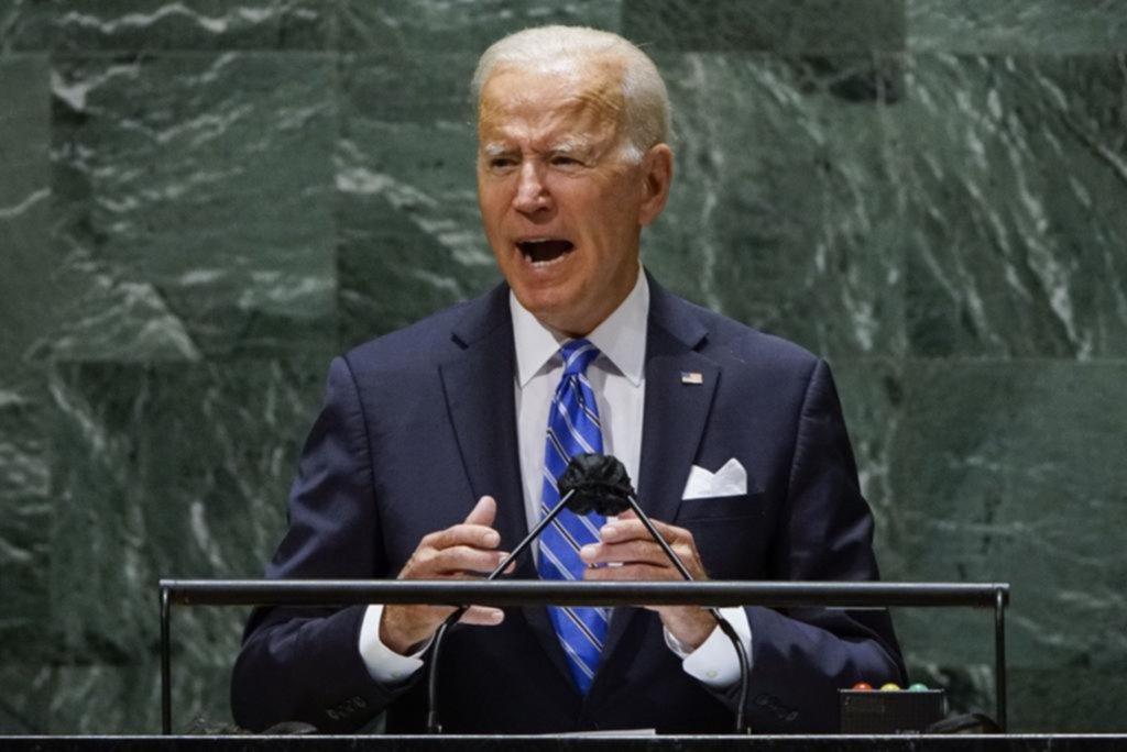 """No a una """"Guerra Fría"""": Biden y la relación con China"""
