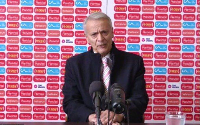 Castrilli asume como nuevo responsable del arbitraje chileno