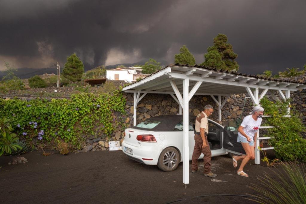 Furia del volcán: la erupción podría seguir hasta noviembre