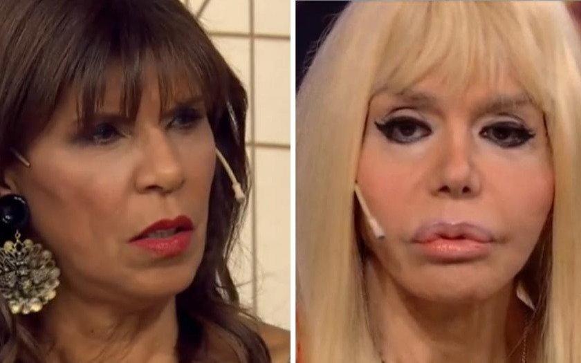 """Insulto racista de Adriana Aguirre a Anamá Ferreira: """"Dejame hablar mono"""""""