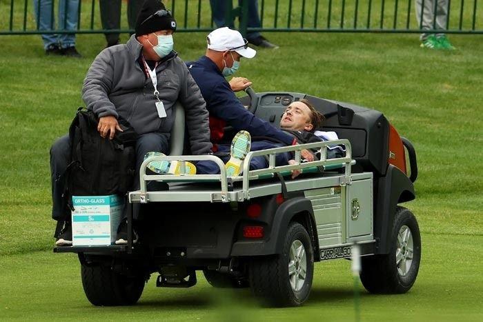 """Tom Felton, actor de """"Harry Potter"""", se descompensó durante un torneo de golf y debió ser asistido"""