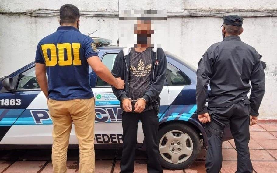 Capturaron a un hombre acusado de abusar a su hija de 6 años y otra menor de 10