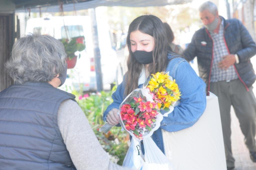 Las flores le ganan a la pandemia y se espera que levante la demanda