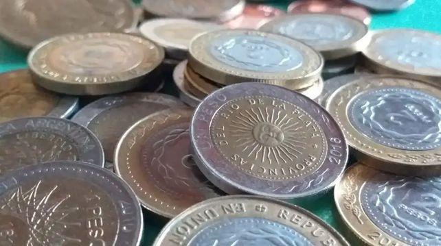 """Al final, las monedas con error ortográfico no eran ningún """"tesoro"""""""