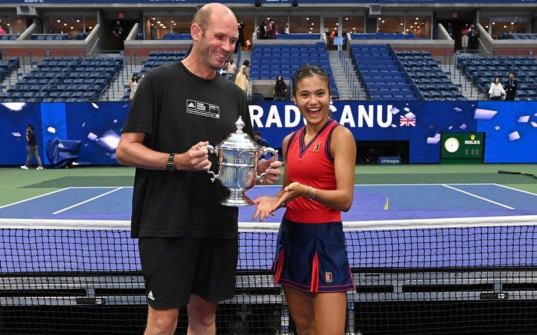 La drástica decisión de Emma Raducanu, vigente campeona del US Open