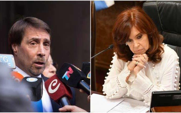 "Feinmann rompió el silencio tras el triunfo judicial sobre Cristina: ""Quería que me arrodille"""