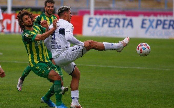 """Nicolás Contín resaltó el trabajo del equipo: """"Estoy muy contento por los goles"""""""