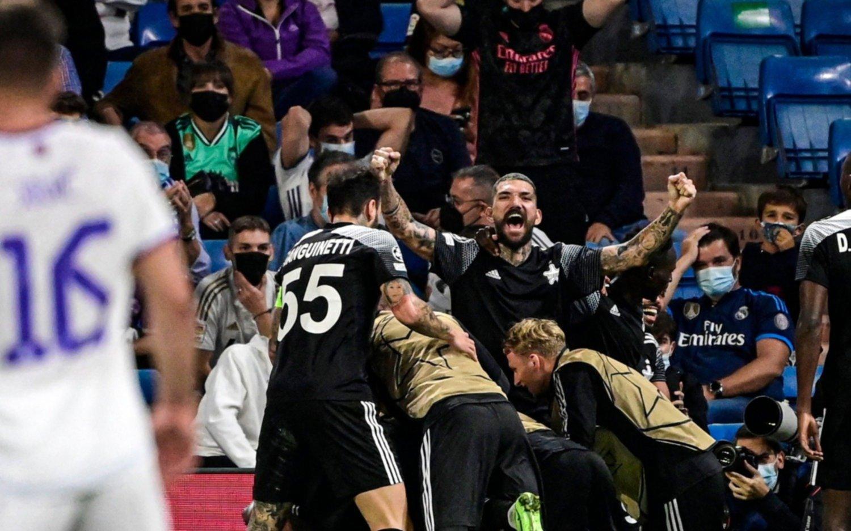 Batacazo: el humilde Sheriff venció 2 a 1 al Real Madrid en la Liga de Campeones