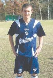 Dal Casón, elegido para el Mundial Sub-17