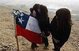 Chile: emoción y esperanza por logro para rescate de mineros