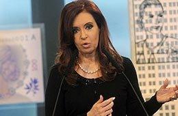 """Cristina Kirchner: """"No existe cepo  cambiario"""""""
