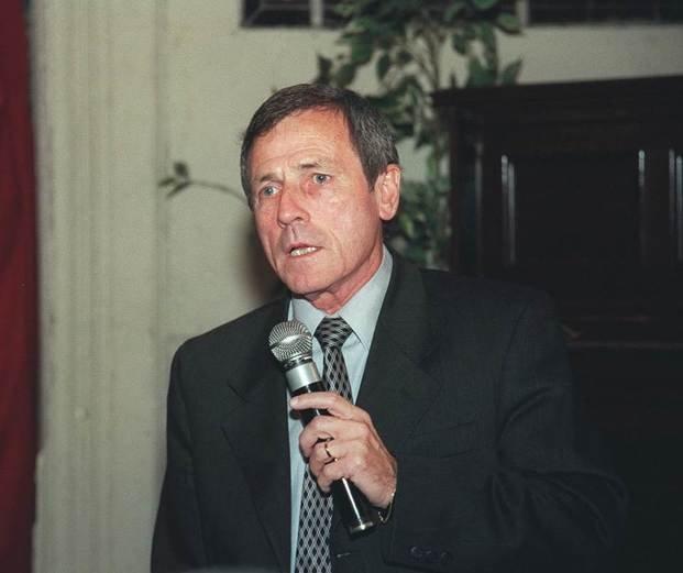 Falleció el ex titular del Bapro,  Rodolfo Frigeri