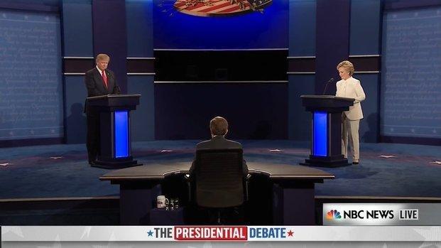 Tercer round: Clinton y Trump llegan al último debate presidencial