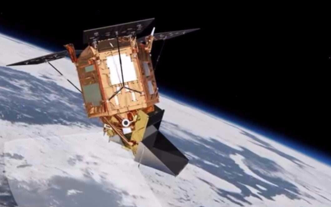 Ponen en órbita un satélite para monitorear la contaminación del planeta