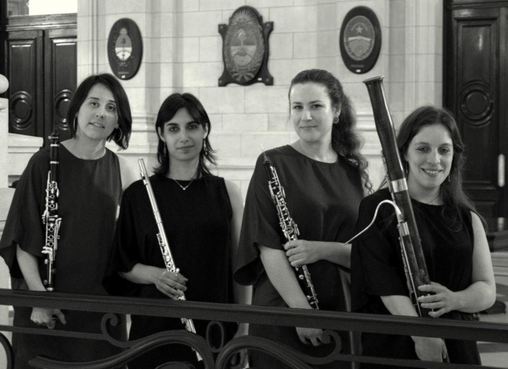 Música y viento, del mar a La Plata