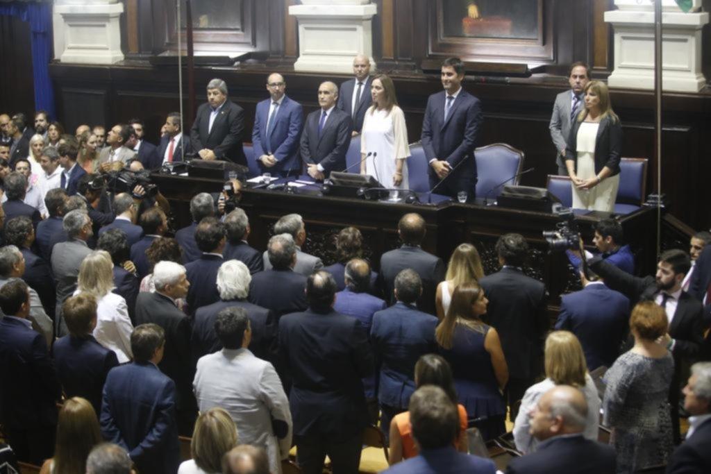 La nueva Legislatura, una obsesión para Vidal
