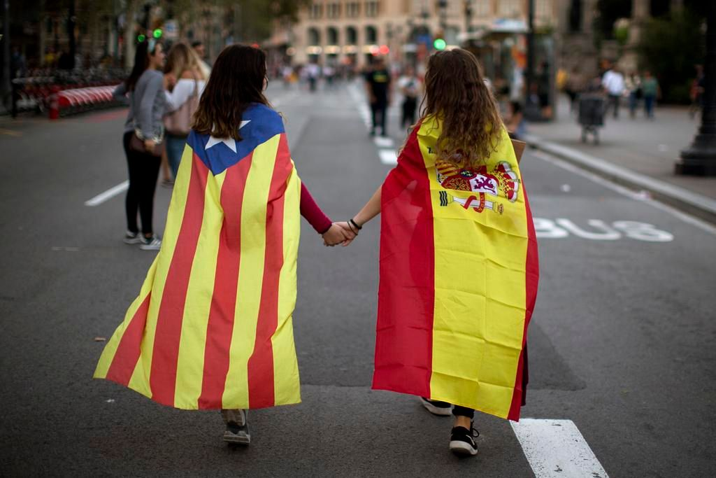 Las dos Españas