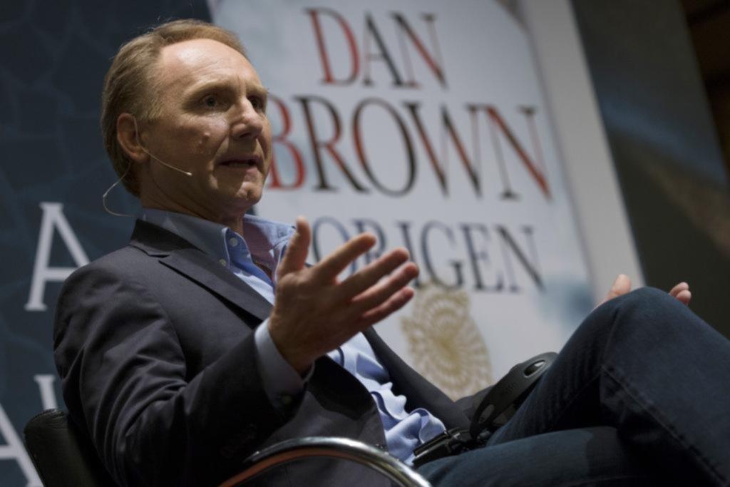 Dan Brown: en búsqueda del origen