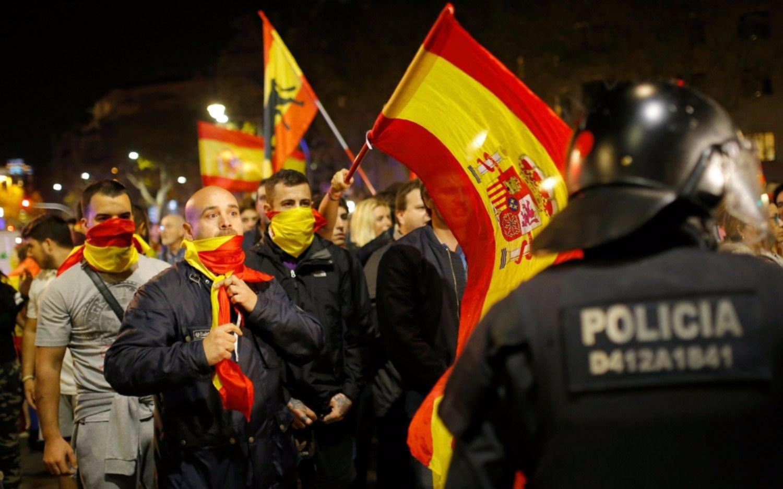 El gobierno de Rajoy destituyó al jefe de los Mossos d'Esquadra