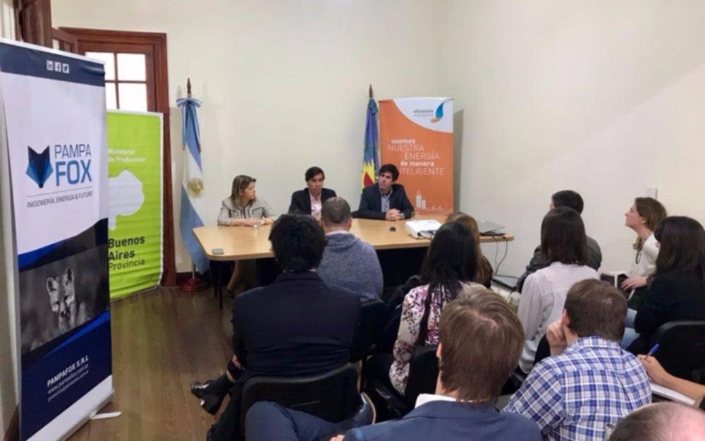 Comenzaron los Talleres de Capacitación en Eficiencia Energética para PyMEs en La Plata