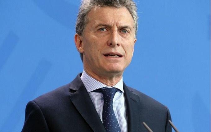 Macri puso al gobierno nacional a disposición de los familiares de las víctimas argentinas del atentado