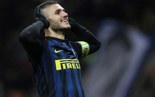 Inter de Milán vuelve a remontar en Champions League