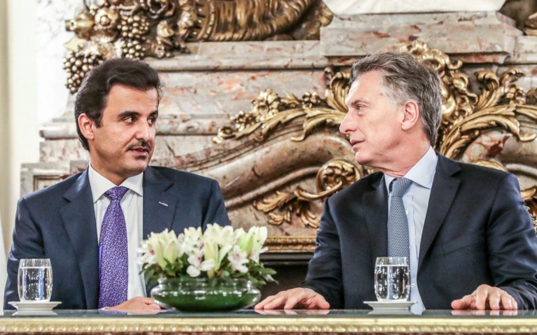 Argentina consolida la relación bilateral con Qatar