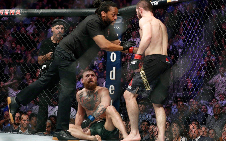 Resultado de imagen de McGregor