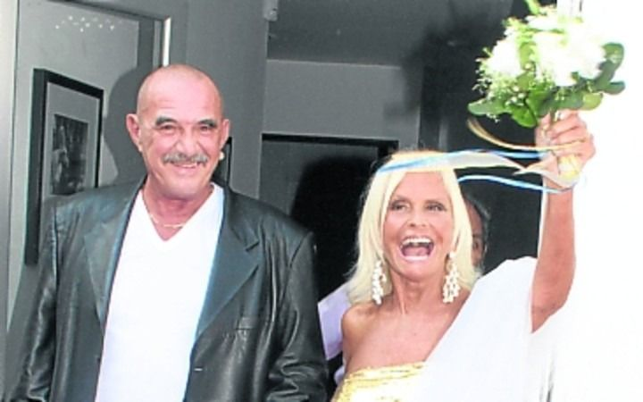 Carla Conte discutió con Rolando Hanglin y lo sacaron del aire