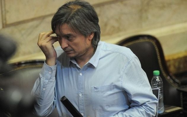 Máximo Kirchner fue citado por la causa de los cuadernos