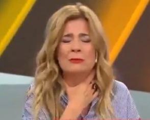 """Ninci lloró en la tevé: """"No me alcanza la plata"""""""
