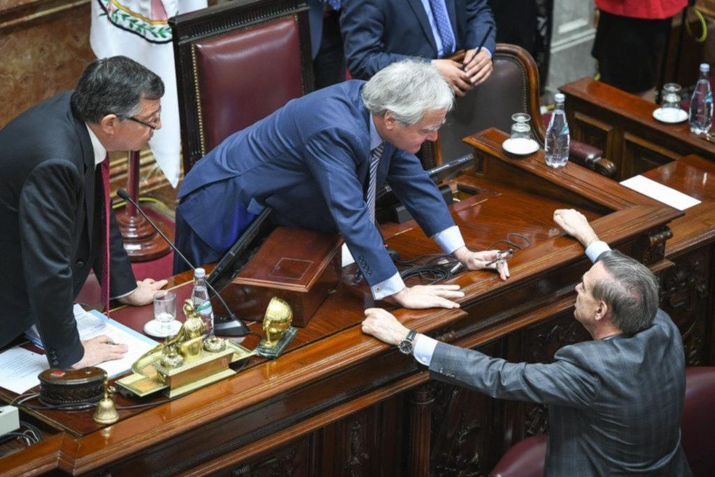 En el Senado, la mayoría apoyó la decisión que tomó el Ejecutivo