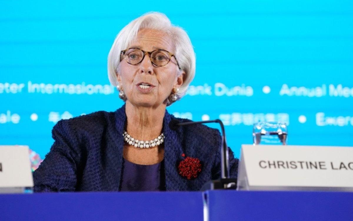 Así discutió Zedillo con Christine Lagarde en foro mundial