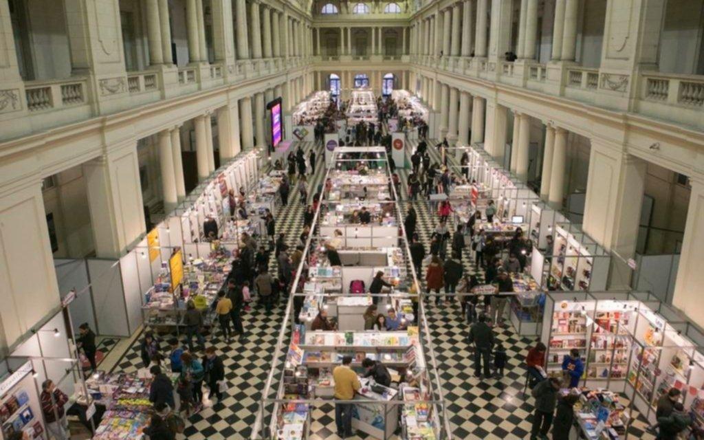 Mañana comienza la Feria Internacional del Libro en La Plata